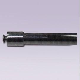 Punta de boton con adaptador para tubo de 11 mm