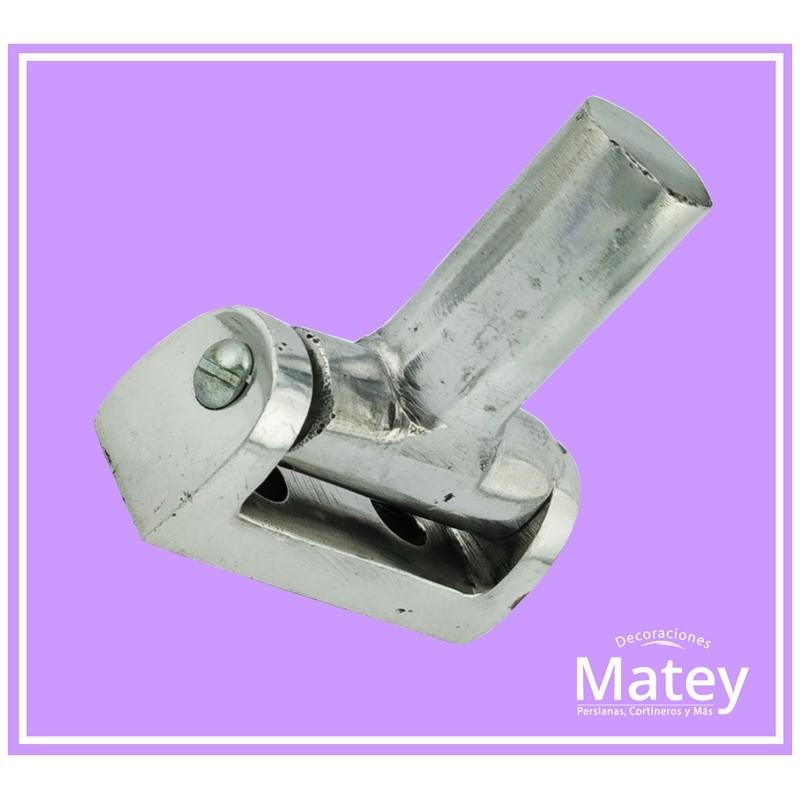 Humpert perchas ergo XXL 16 ° Ø 31,8 mm de aluminio