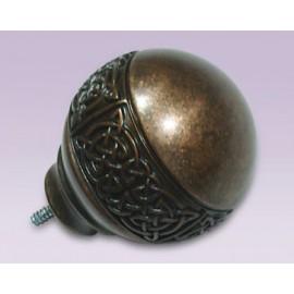 Punta de bola siena para tubo de 19 mm