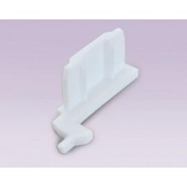 Tapa plástica izquierda