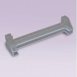Esquinero plástico para galería 90 mm
